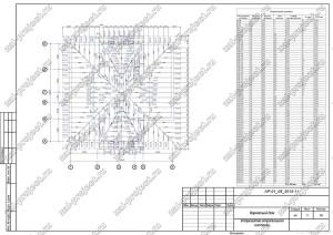 Пример проекта каркасного дома Устройство стропильной системы